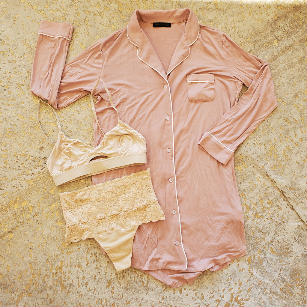 Soft Jersey Sleepshirt