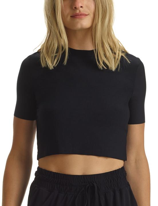 Butter Cropped Tee
