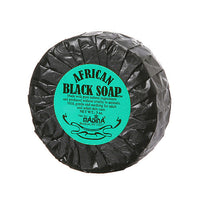 African Black Soap Round Bars (fragrance)