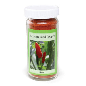 African Bird Pepper