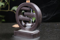 Burner: Back Flow Incense Burner (Backflow) Variety of Styles