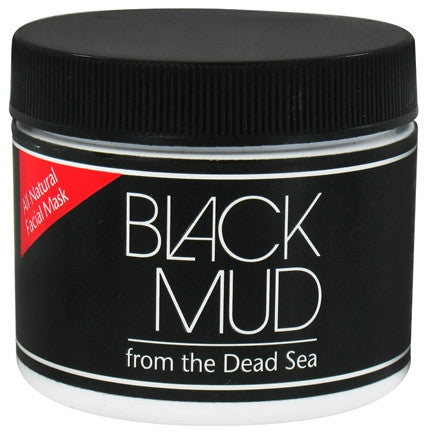 Black Mud Facial Mask from Dead Sea