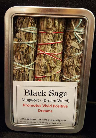 Black Sage Stick (3 pack)