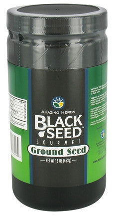 Black Seed Ground Herb 16oz.