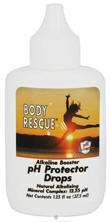 Body Rescue - Alkaline Booster pH Protector Drops
