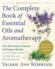 Book: Complete Book of Essential Oils and Aromatherapy