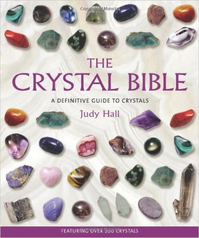 Book: The Crystal Bible