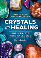 Book: Crystals for Healing