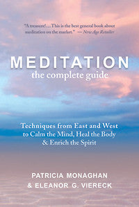 Book: Meditation, The Complete Guide