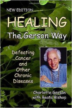 Book: Healing the Gerson Way