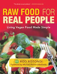 Book: Raw Food for Real People