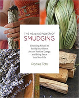 Book: The Healing Power of Smudging