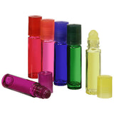 Roller Bottles Colors 1/3 oz. (12 Pack)