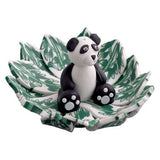 Burner: Panda Shortie Incense Stick Burner