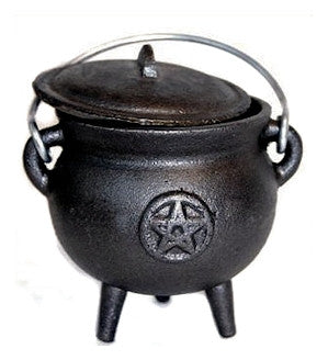 Burner: Cast Iron Pentacle Pot Burner