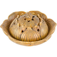 Burner: Lotus Incense Cone Burner