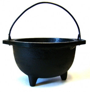 Burner: Cauldron Cast Iron, 6 in. dia.