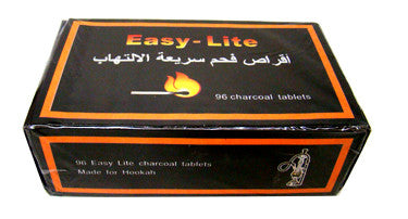 Charcoal Tablets Easy Light