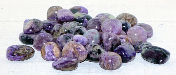 Stone: Charoite - Stone of the Soul