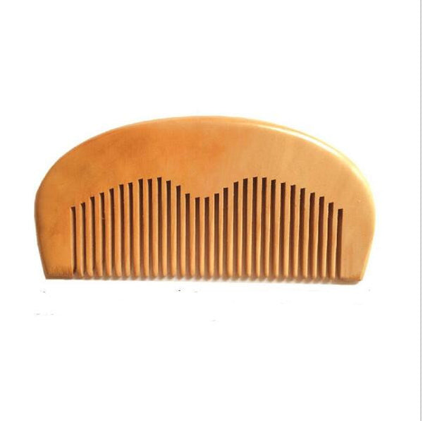 Comb: Peach Wood Beard Comb