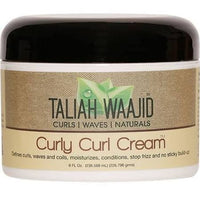 Curly Curl Cream for Hair
