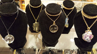 Necklace Display Black Velvet (Out of stock)