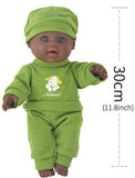 Doll: Black African American Boy Doll
