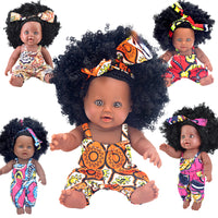 Doll: African American Dolls  Celebrate Diversity (Black)