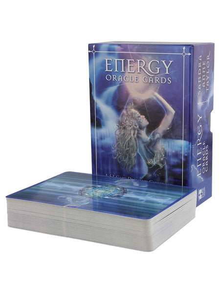 Energy Oracle Cards (Chakra)