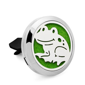 AromaFrog™ Pat. Pending Free Oil Included