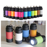 Flashlight: Mini LED with USB Rechargeable (FREE SHIPPING)