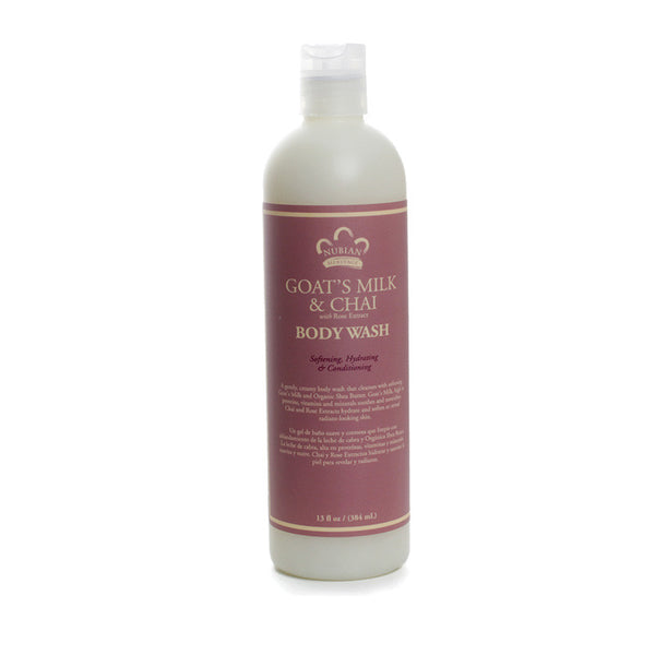 Goats Milk and Chai Body Wash