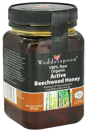Honey: Wedderspoon Beechwood Honey