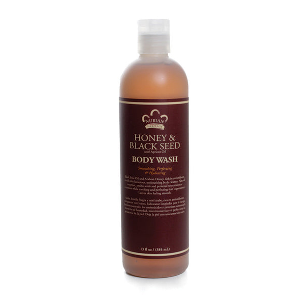 Black Seed and Honey Body Wash