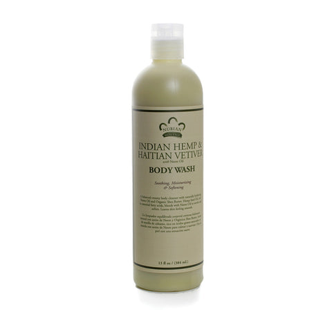 Indian Hemp and Vetiver Body Wash