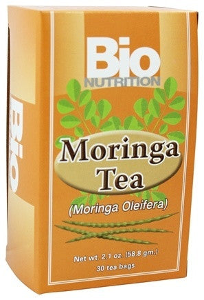 Moringa Tea - Unflavored 30 bags