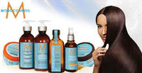 Moroccan Oil products available in the store.