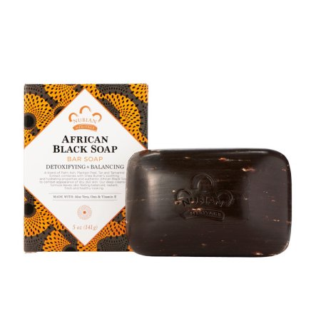 African Black Soap by Nubian Heritage
