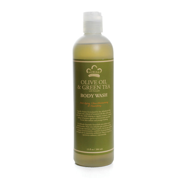 Olive Butter and Green Tea Body Wash