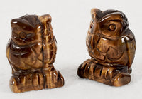 Stone: Owl, Tiger Eye or Onyx