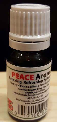 PEACE Aroma™ Essential Oil Blend  (Peace and Calming effect)
