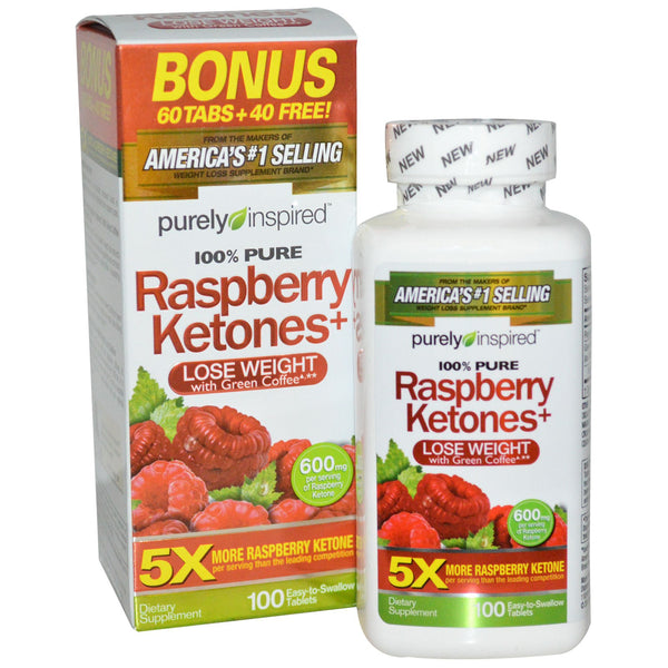 Raspberry Ketones Plus  (DISCONTINUED ITEM)