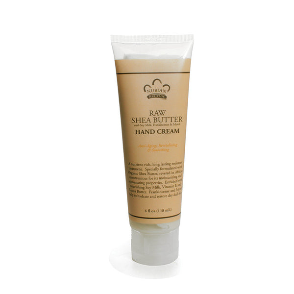 Raw Shea Butter Hand Cream 4 oz.