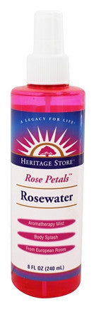 Rose Water: Atomizer Mist Spray
