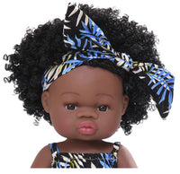 "Doll: Black ""Look Like Me""  Girl Dolls:  Cocoa, Coffee, Caramel and Sweet Cinnamon (Free Shipping)"