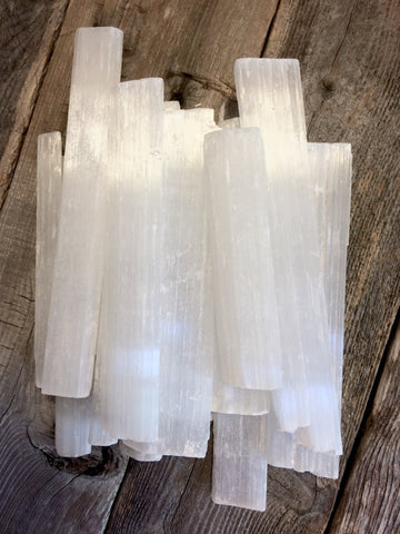 Stone: Selenite Mini Sticks