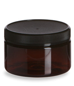 Jar: Plastic 2 ounce