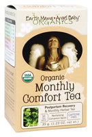 Tea: Postpartum and Monthly Discomfort for women