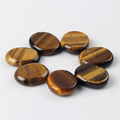Stone: Tiger Eye Small Thumb Stone