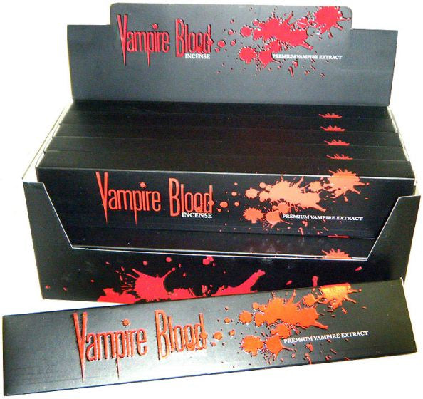 Incense: Vampire Blood Sticks